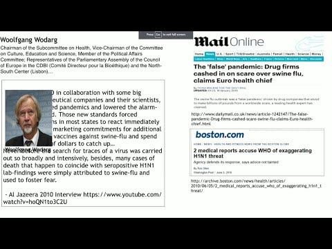 UK Column Friday 15/12/2017: The Vaccine Scam One.