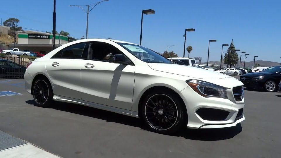 2016 mercedes benz cla el cajon ca 16m0993 youtube for Mercedes benz of el cajon el cajon ca