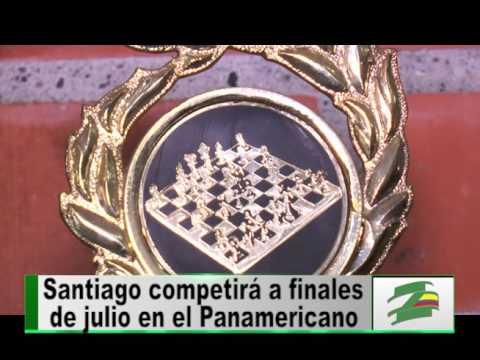 Santiago López, el niño prodigio del ajedrez vallecaucano