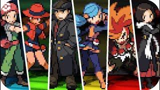 Pokémon Black 2 : All Special Trainer Battles (Black Tower)