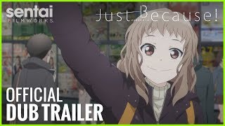 Just Because! Official English Cast Reveal
