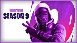 FORTNITE - Season 9 BATTLE PASS Overview 2019 (Switch. PC, PS4 & XB1) HD