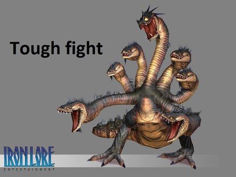 Titan Quest Anniversary Edition - Tough fight |