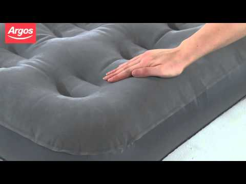 Campingaz Double Camping Quickbed Argos Review