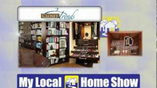 Closet Trends And California Design Center [my Local Home Show]