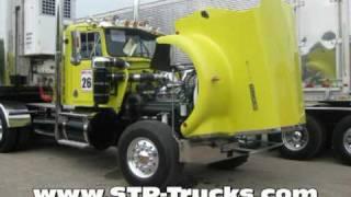 Kenworth 12V-71 Detroit Diesel STP-Trucks