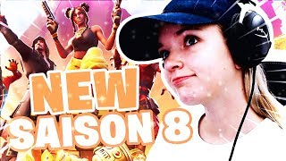 NEW COMBAT OF NEW SAISON 8 ON FORTNITE