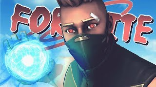 Fortnite The Anime