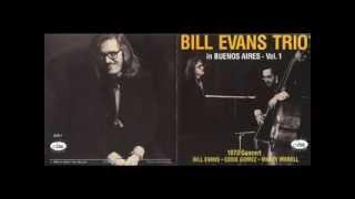 Bill Evans Trio - Live in Buenos Aires Vol 1 (1973)