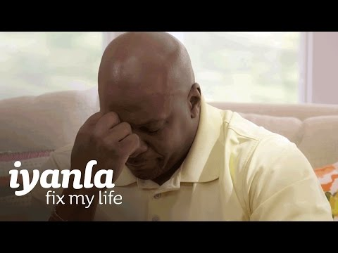 A Father with Substance Abuse Problems Explains His Trouble with Rehab   Iyanla: Fix My Life   OWN