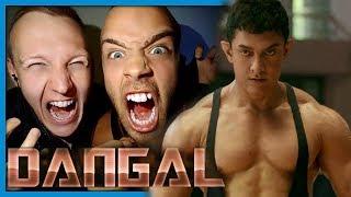 Dangal | Official Trailer | Aamir Khan | In Cinemas Dec 23, 2016 | Trailer Reaction Video by RnJ