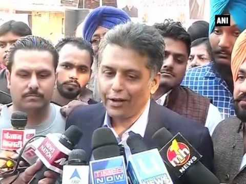 Tewari remains firm, says 'nothing more to add' to statement