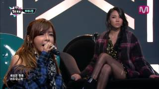 Cover images 2NE1_그리워해요 (MISSING YOU by 2NE1@M COUNTDOWN 2013.12.05)