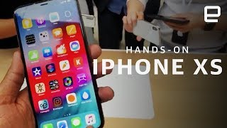 iPhone XS and XS Max hands-on LIVE