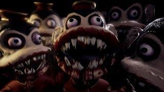 Dark Deception《黑暗詭計》試玩 - 免費恐怖遊戲~猴子猴孫好嚇人啊!