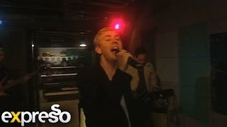 "ISO perform ""No Fire"" Live on Expresso"