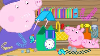 Peppa Pig Official Channel | Mending the The Broken Cuckoo Clock for Peppa Pig