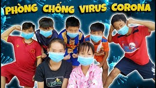 Tony | Bí Kíp Phòng Chống Virus CORONA