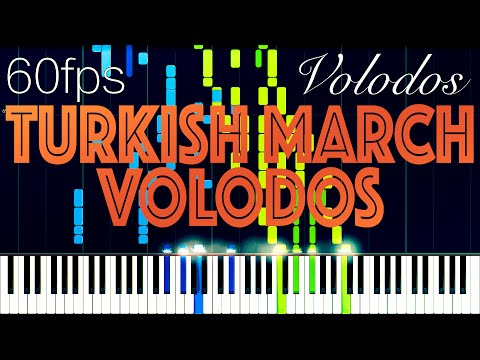 Volodos: Turkish March // MOZART-VOLODOS