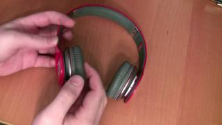 Monster Beats Solo HD Review/Overview