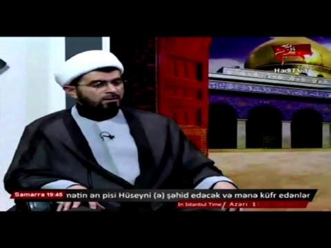 Hadi TV 3 Türkçe ve Azerice 24 saat Canlı HD | Ehlibeyitin Sanal Hayattaki Sesi