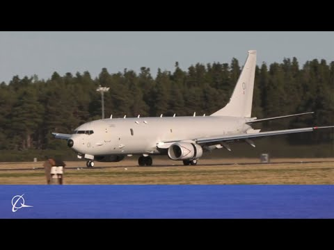 Boeing P-8A Poseidon New Facility