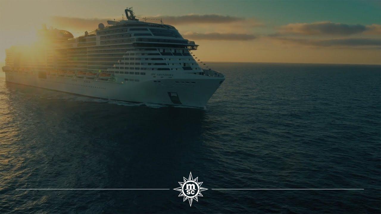 MSC Grandiosa - Visita del barco - YouTube