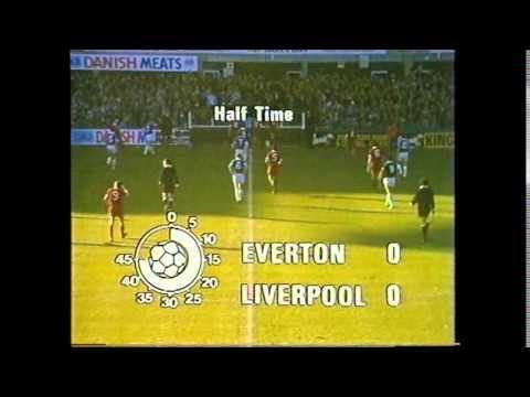 Everton 1 Liverpool 0 - 28 October 1978