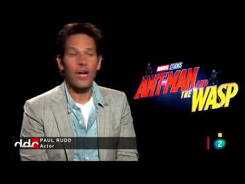 Ant Man y la Avispa. Días de Cine. TVE