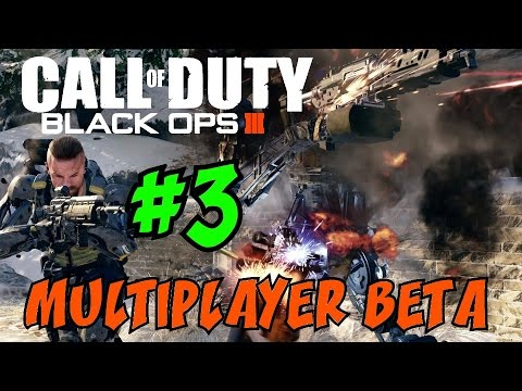 BLACK OPS 3 MULTIPLAYER BETA LIVE! [3] ★ Call Of Duty: Black Ops 3 Multiplayer Gameplay