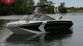 2016 Super Air Nautique G21 - Jet Black Metallic