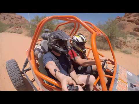 SUNBUGGY Las Vegas Valley Of Fire ATV Dune Buggy Adventure Tour