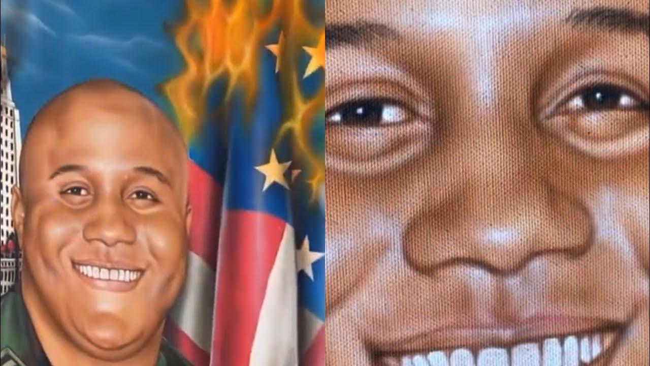 WCKDTHGHTS Shows $100K Christopher Dorner Painting 😲