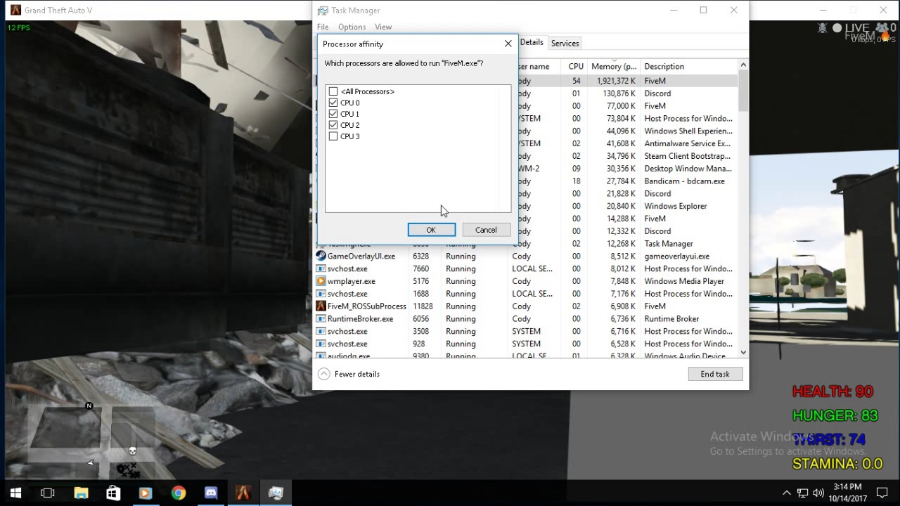 How To Fix FiveM Missing Textures And High CPU Usage