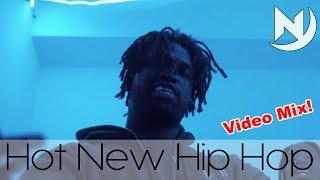 Baixar Hot New Hip Hop & Rap Urban Black & RnB Trap Mix May 2018 Best New Rap Club Dance Music #53🔥