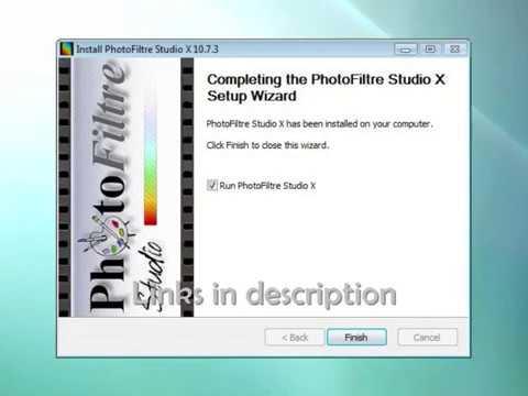 X STUDIO GRATUIT 10.8.0 PHOTOFILTRE TÉLÉCHARGER
