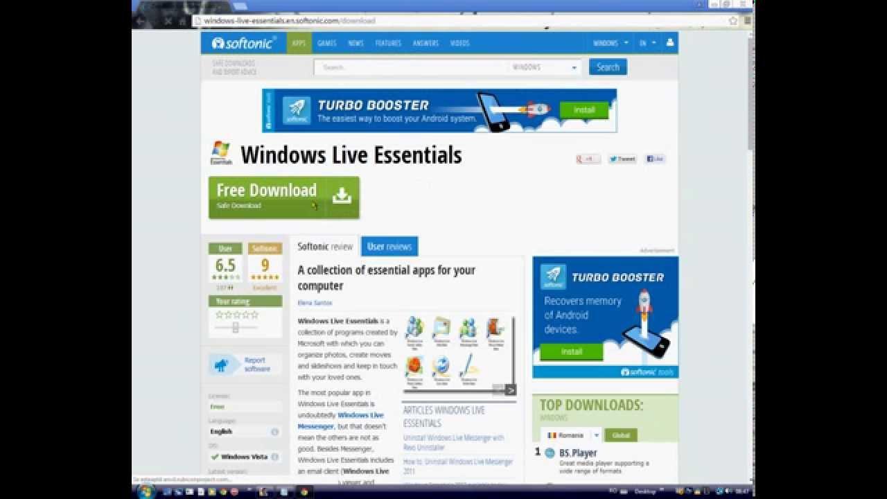 windows live essentials 2011 download