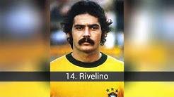 Die besten brasilianischen Fußballspieler in der Geschichte