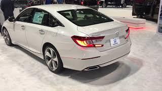 США АВТО НОВИНКИ новые Honda Accord Kia Stinger GM...