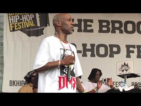 DMX Live in Brooklyn