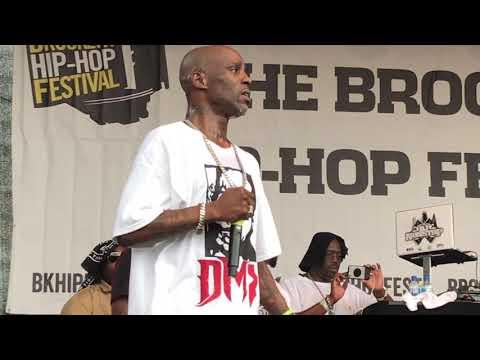 DMX Live in Brooklyn