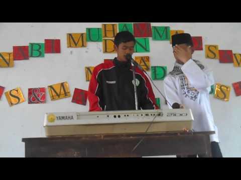 lagu religi KUATKAN AKU (VAGETOZ) cover by risman