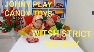 Johny play candy wits ztric moomy