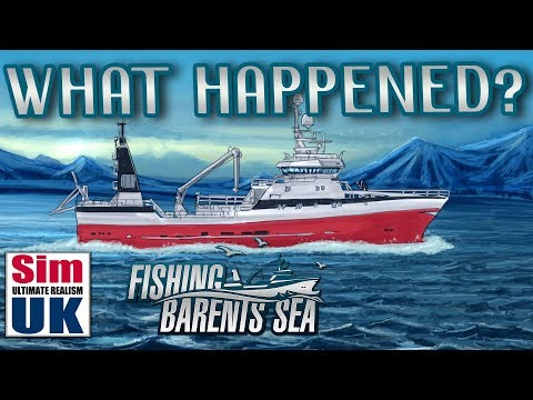 What Happened to Fishing Barents Sea?