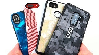 Best Galaxy, iPhone, Pixel, and OnePlus Cases in My Collection!