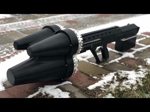 Система противодействия дронам RIFF и гражданская версия винтовки Малюк.