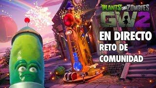 NUEVO RETO DE COMUNIDAD - Plants vs Zombies Garden Warfare 2