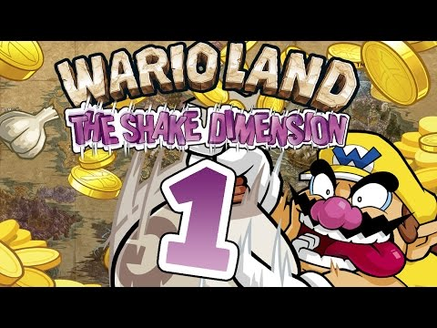 Let's Play Wario Land The Shake Dimension Part 1: Wario im Anime-Style