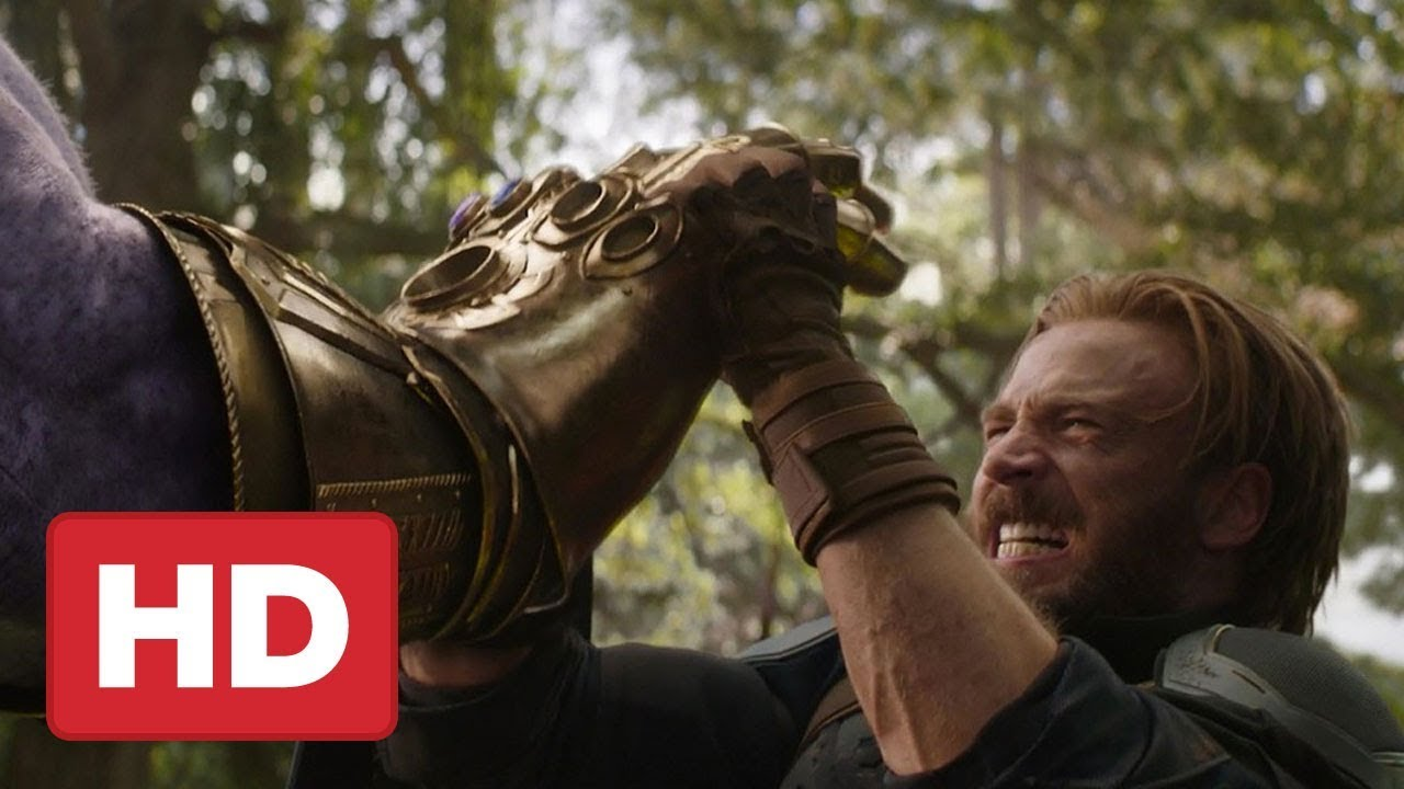 Avengers: Infinity War Trailer (2018) Robert Downey Jr., Chris Evans