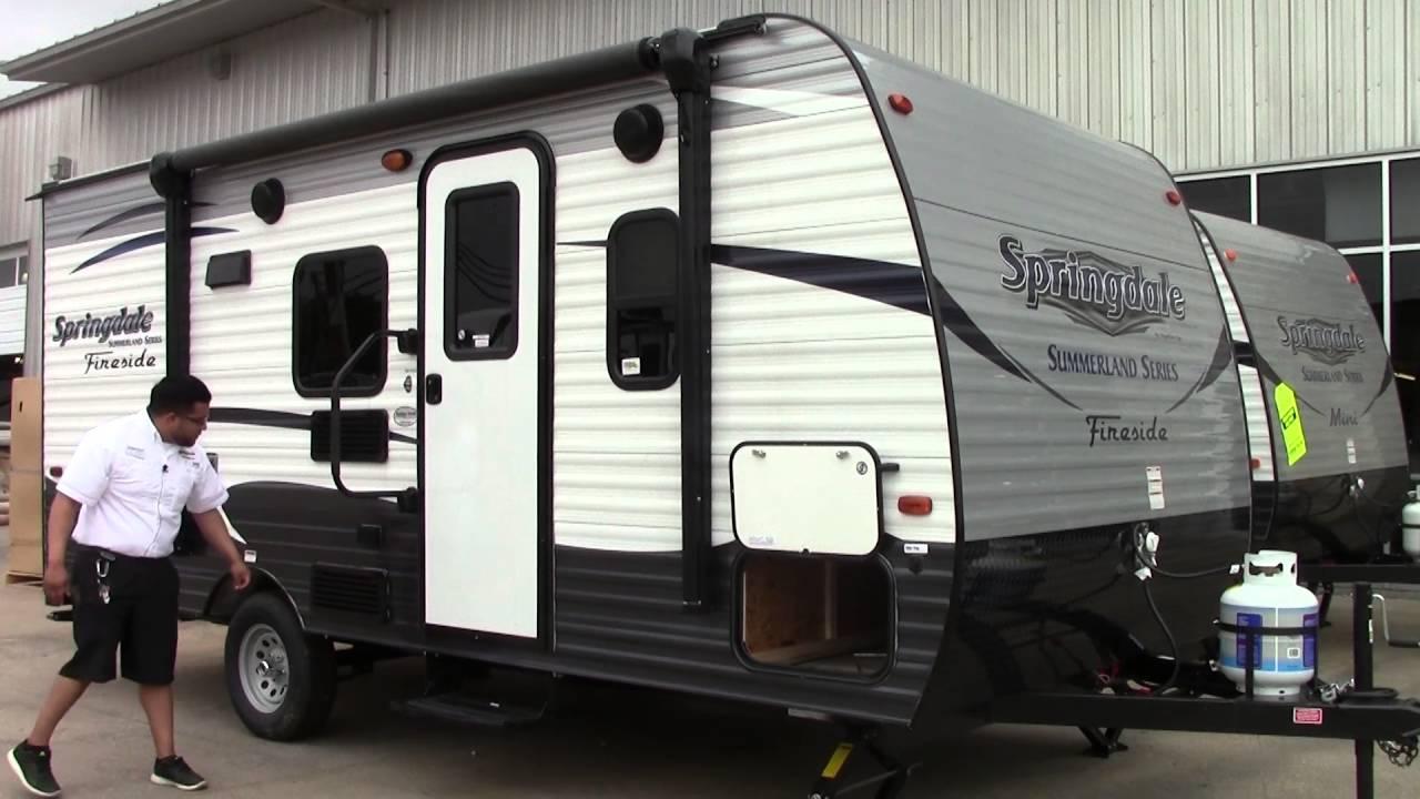 New 2017 Keystone Springdale 1800BH Travel Trailer RV Holiday World Of Houston Dallas Las Cruces